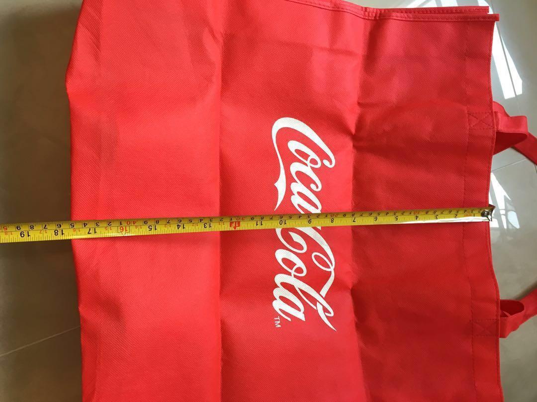 CocaCola 可口可樂絕版大環保袋