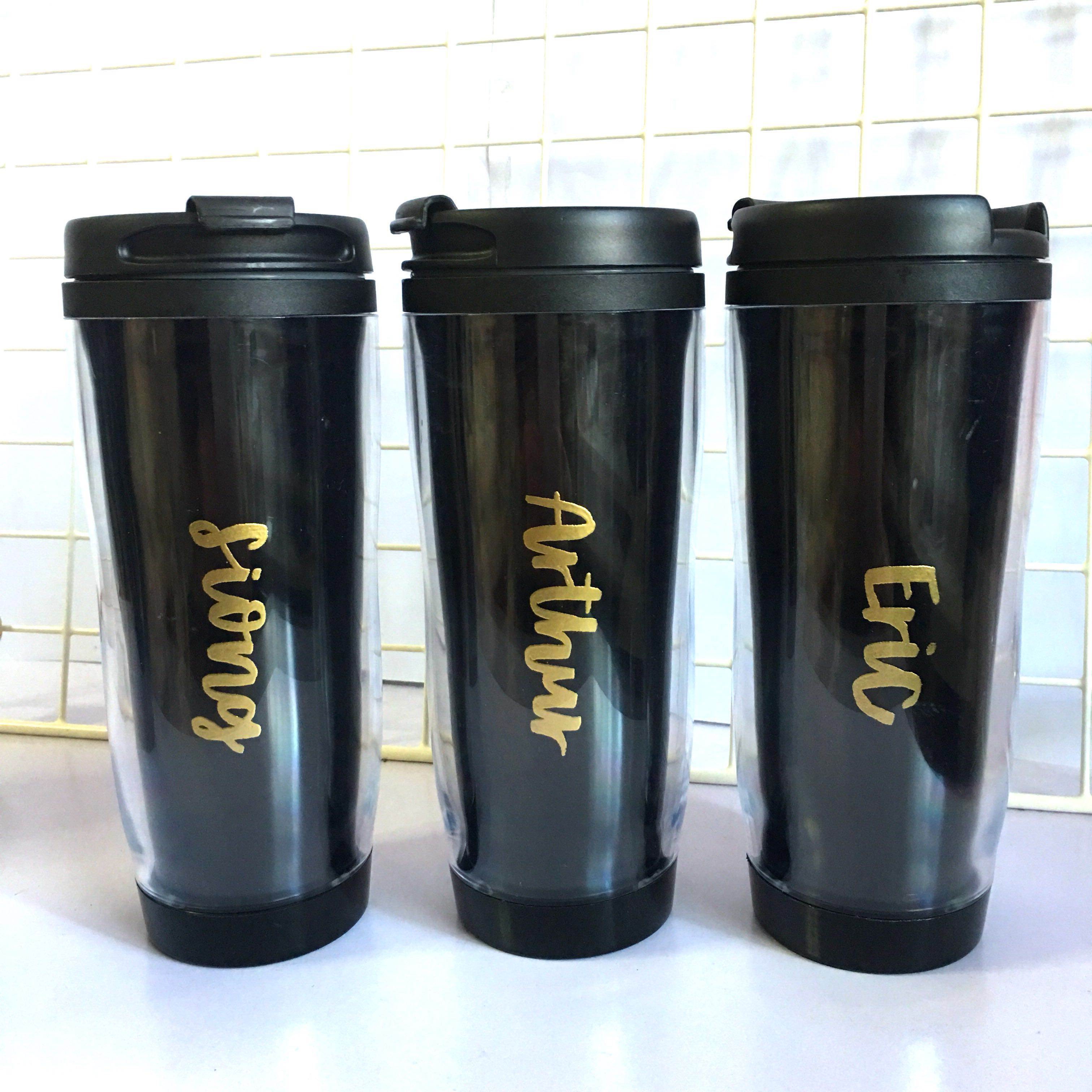 Customisable Tumbler Birthday Gift Gifts Present Presents Farewell