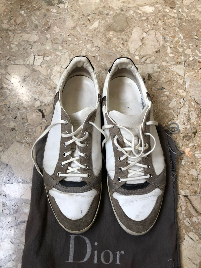 2347d2b7b0f2 Dior Homme Panel Sneakers