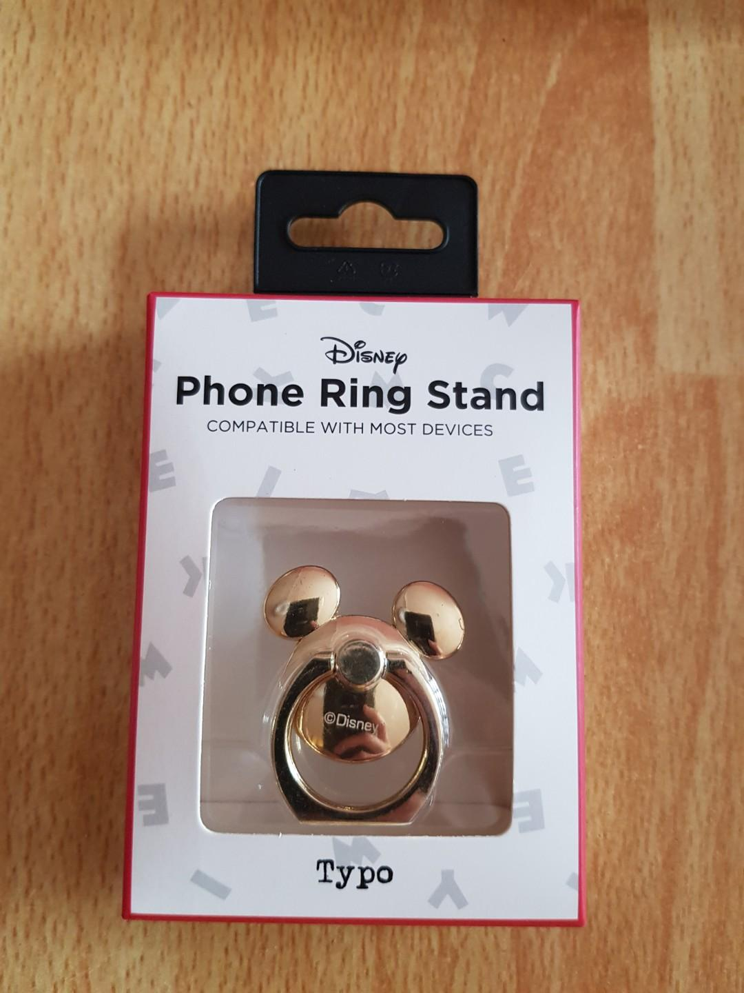 Disney Mickey Mouse Phone Ring, Mobile Phones & Tablets
