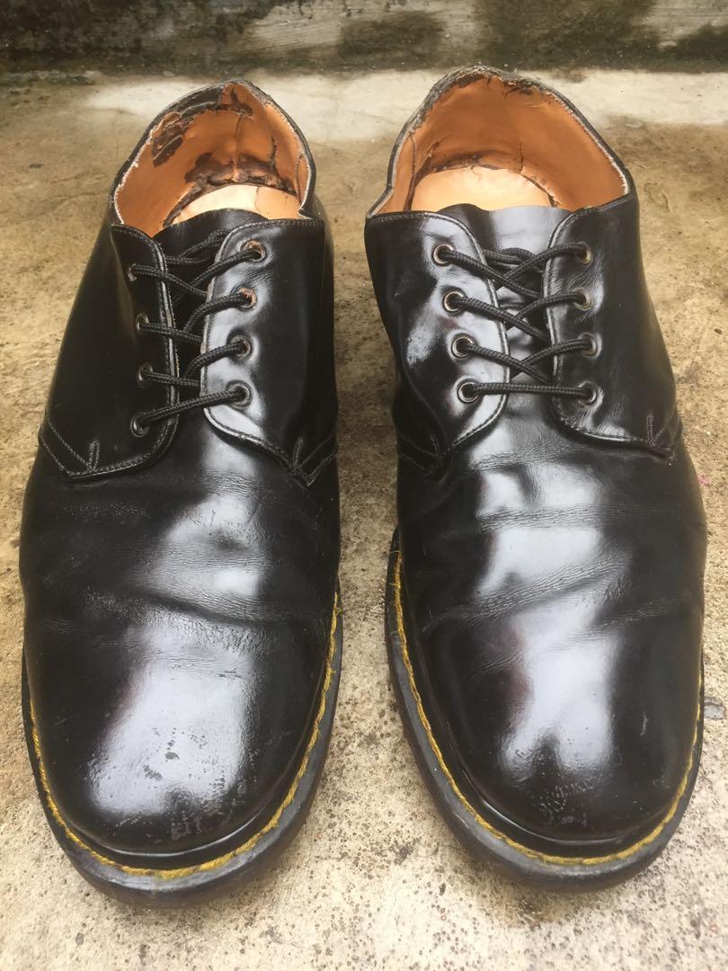 Dr. Martens 1460 double stitck - Black 9716a3a8c1
