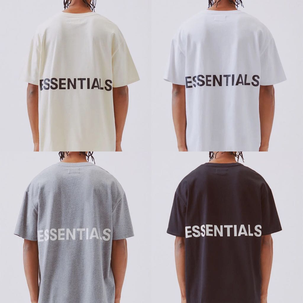 27079a6501ab Fear Of God Essentials Tee Shirt, Men's Fashion, Clothes, Tops on ...