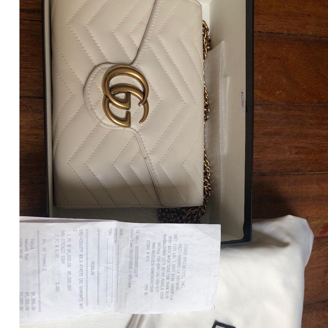 6b4c850a73b Gucci mini marmont