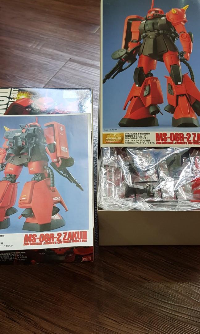 Gundam MS-06R-2 Zaku