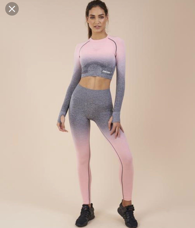 fa22c2c85e8b3 Gymshark Ombré leggings