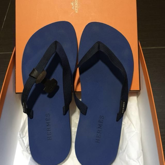 d94628e9a5da Hermes flip flop unisex men fashion footwear slippers jpg 640x640 Hermes  flip flops