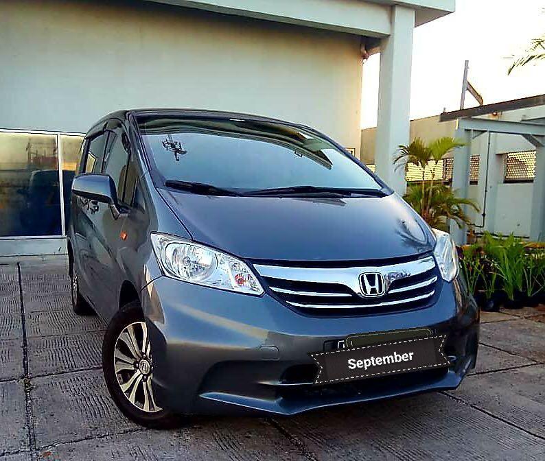 Honda Freed SD 1.5 At 2012 facelift DP 15 jt