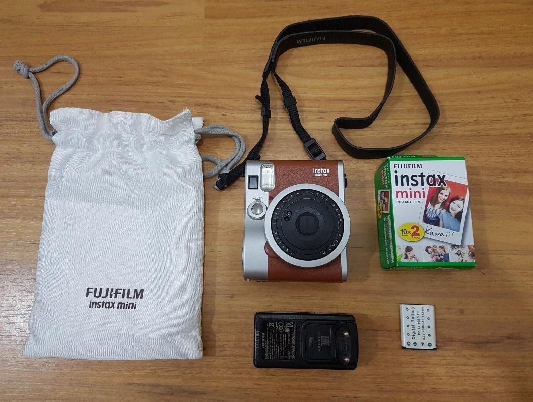 Instax Mini Neo 90 with Film #GADGET100