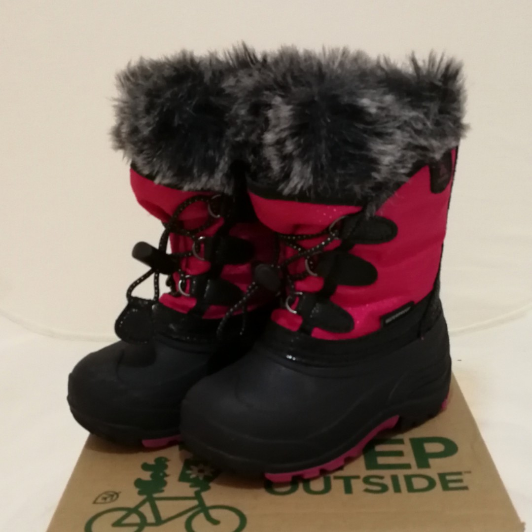 f692aeb1a836 Kamik kids winter boots US8 Euro25