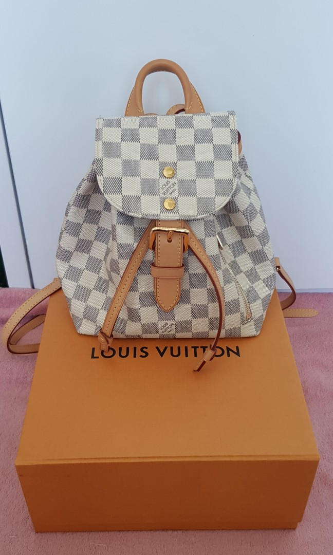 9b40aece841c Louis Vuitton sperone bb 1 year old only authentic