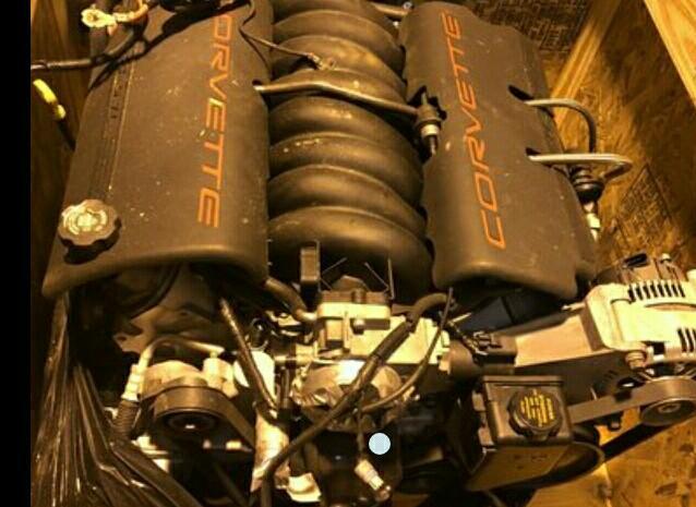 LS1 Street/Strip Engine