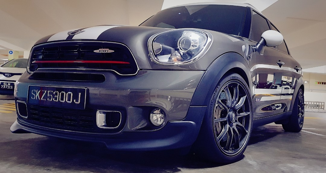 Mini Cooper 16 S Countryman Auto Cars Cars For Sale On Carousell