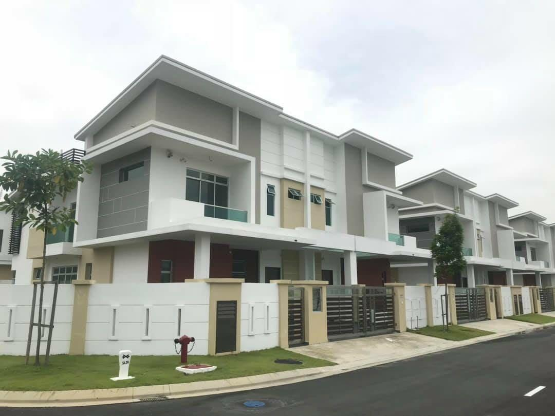 New Double Storey 40 X 80 Semi D In Jb Malaysia Property For