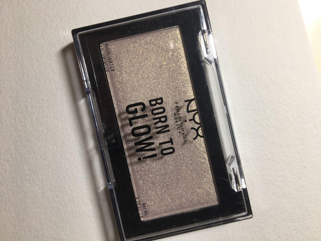 Nyx- born to glow highlighter