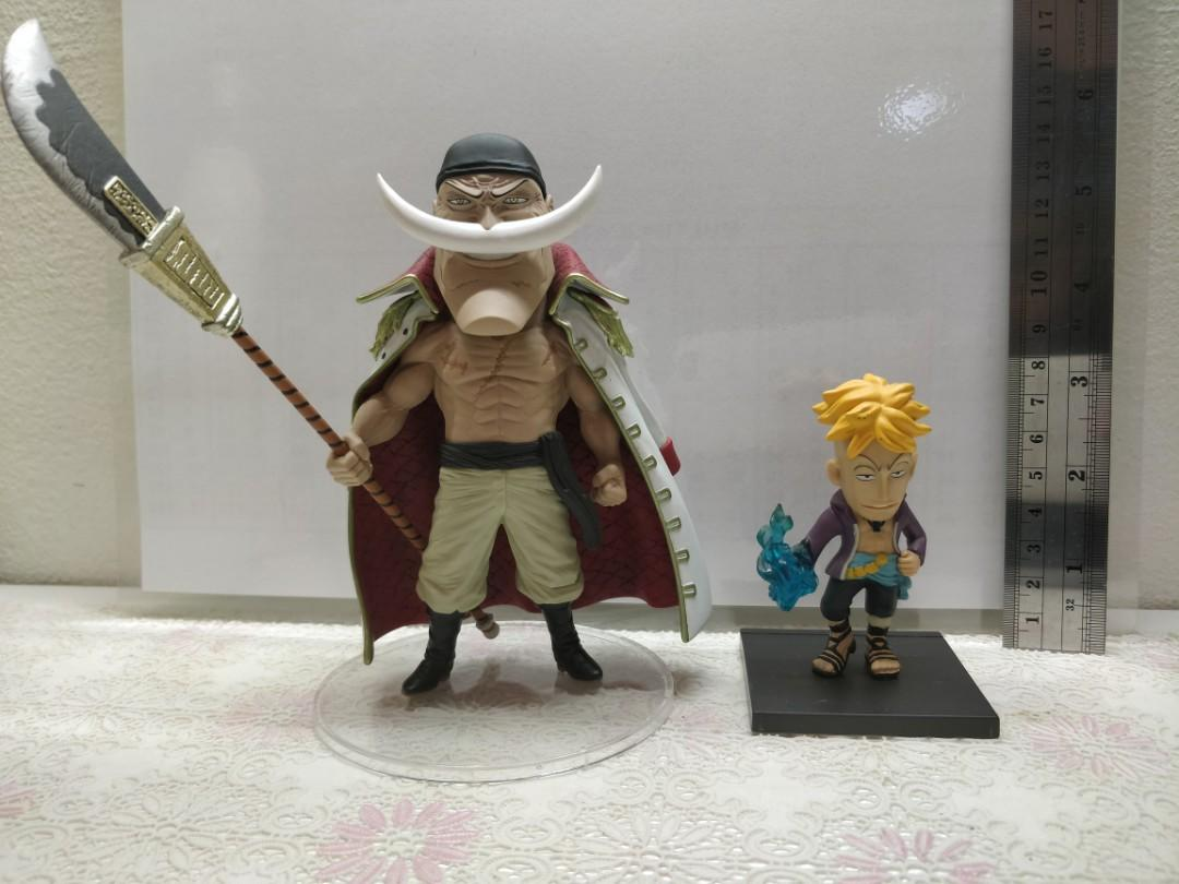 One Piece Saving Ace Phone Strap Figurine Ivankov