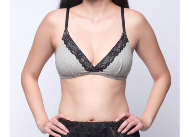 1c803a1b39 Our Bralette Club - The Here For You Triangle Bralette