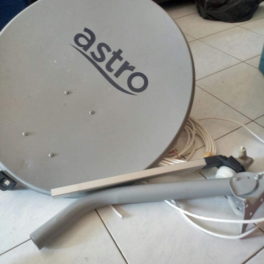 Piring astro outdoor&skybox