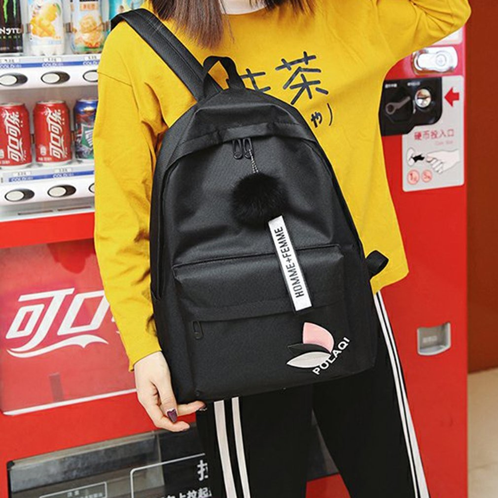 Pre-order  polaqi oxford cloth backpack, Women s Fashion, Bags   Wallets,  Backpacks on Carousell f475b03444
