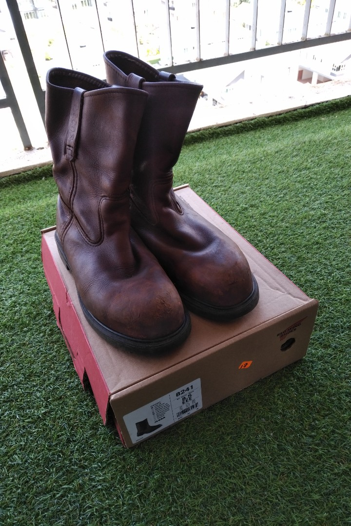 2558e8a20d6 Red Wing Shoes Pecos
