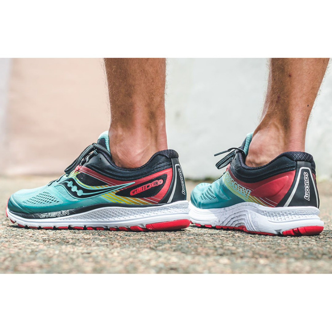 quality design f4336 fbc5c Saucony Men's New Running Shoes Guide 10 US 10.5 EU 44.5 CM 28.5
