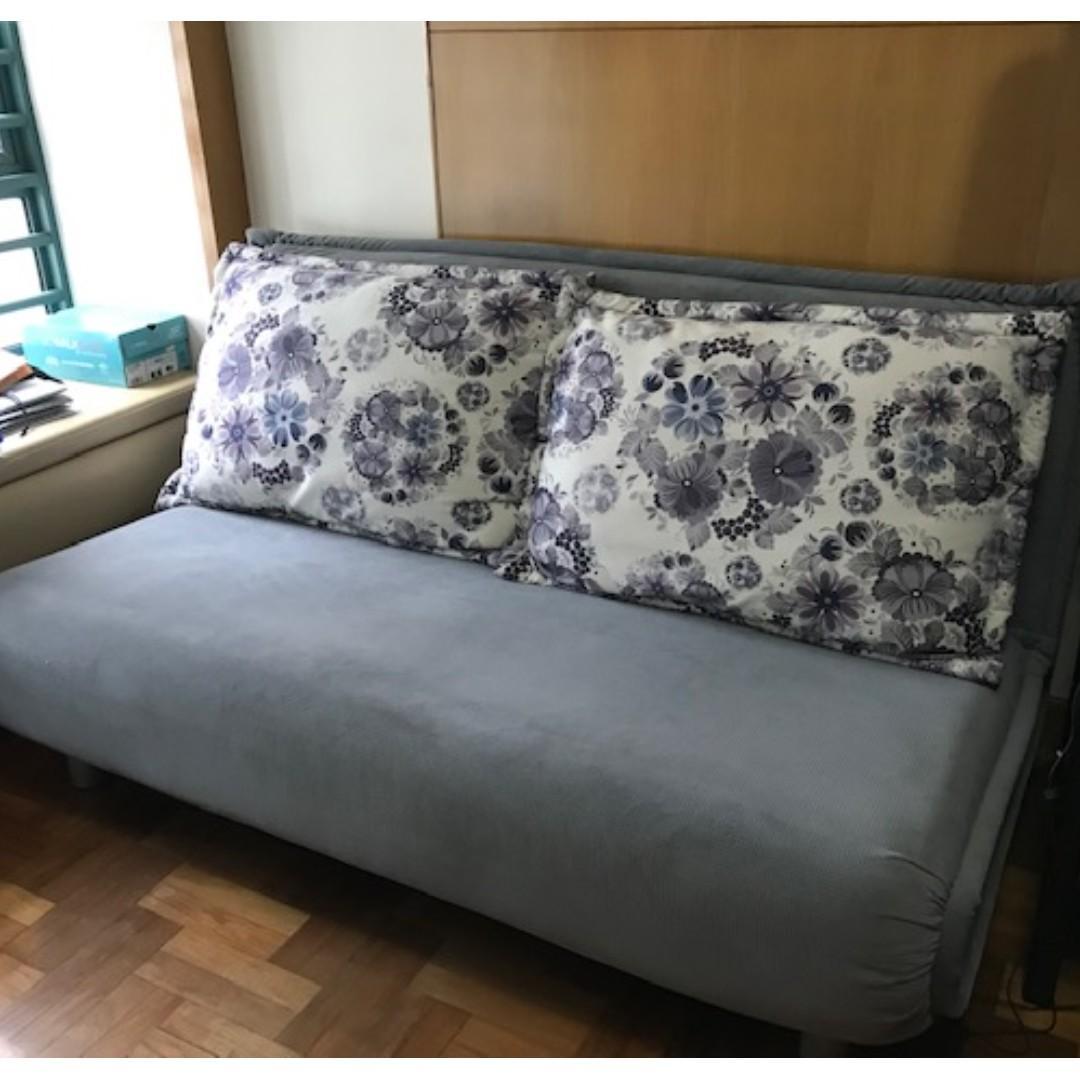 Sofa Bed Large 215cm X 155cm Furniture