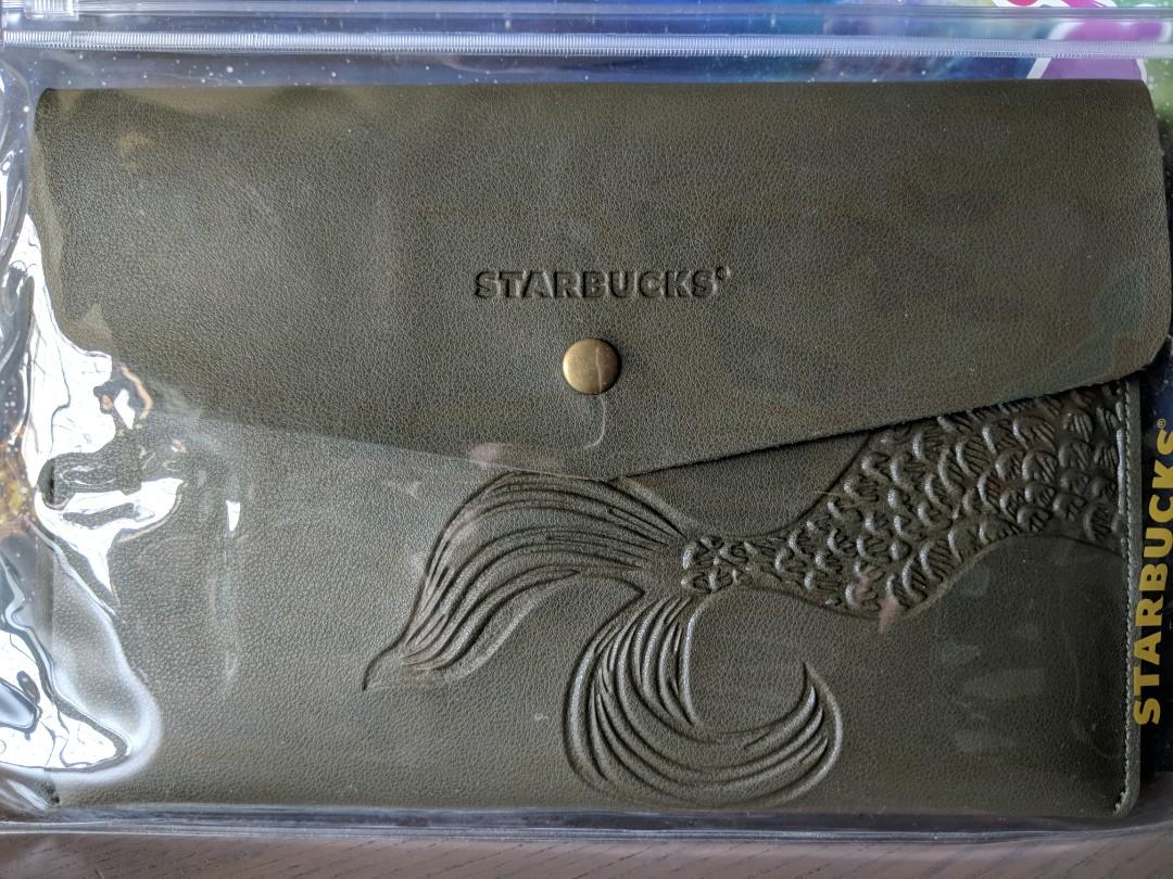 bdfdc60eb604 Starbucks Siren Tail Clutch