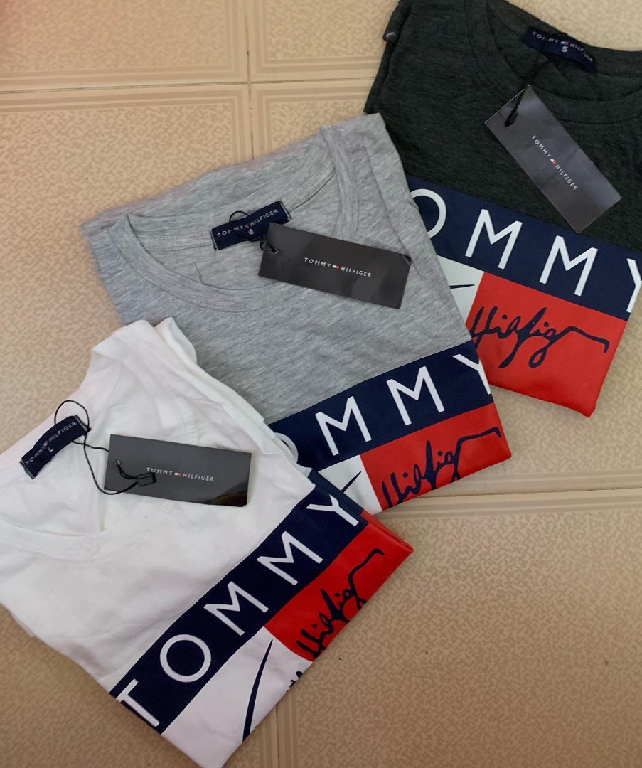 2c211a27cf506 Tommy Hilfiger and Guess
