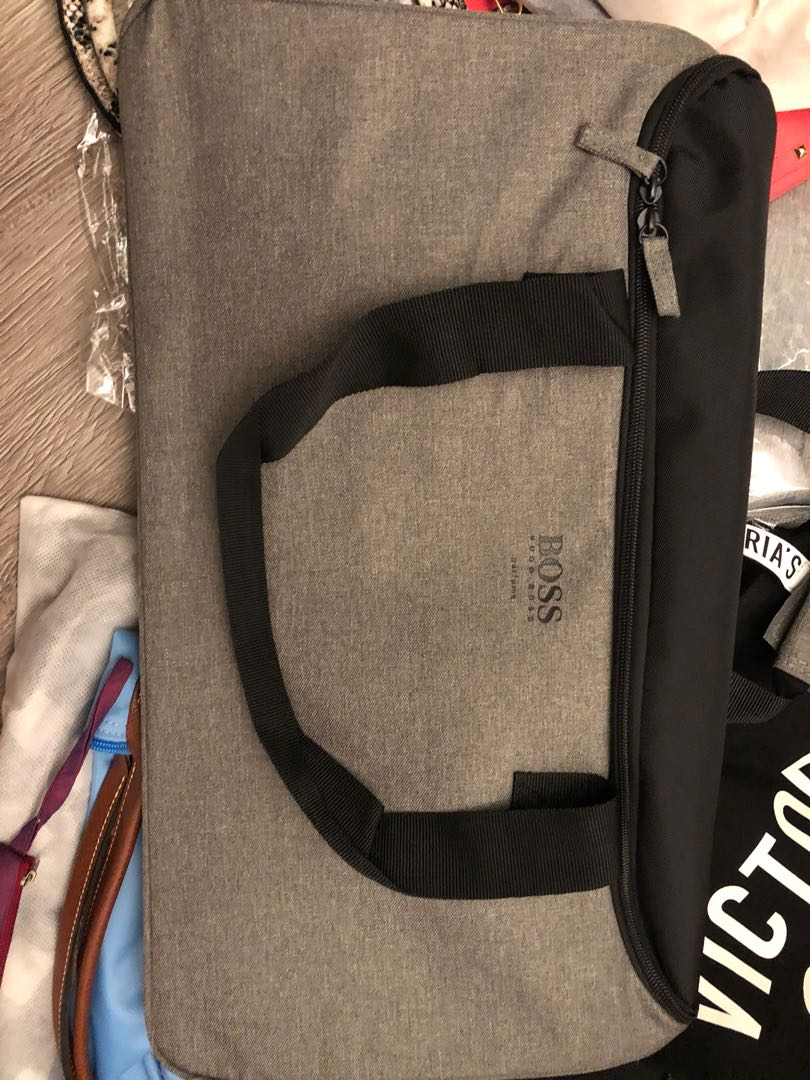 1a87cbdaef9 Travel and gym bag, Men's Fashion, Bags & Wallets, Others on Carousell