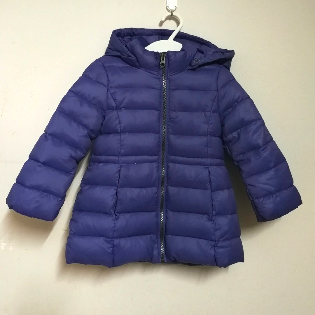 70172fbccaf5 United Colors of Benetton down feather winter jacket