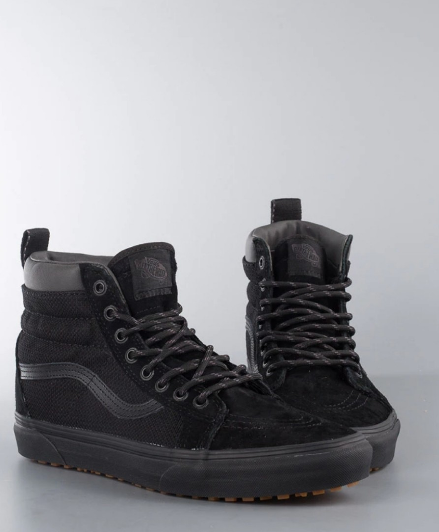 58989a82a2 Vans all black sk8 high mte