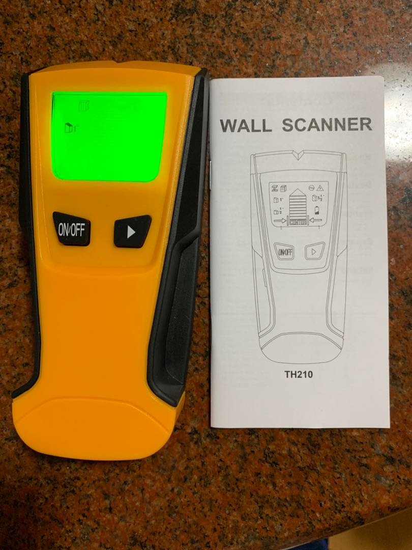 Wall scanner TH210