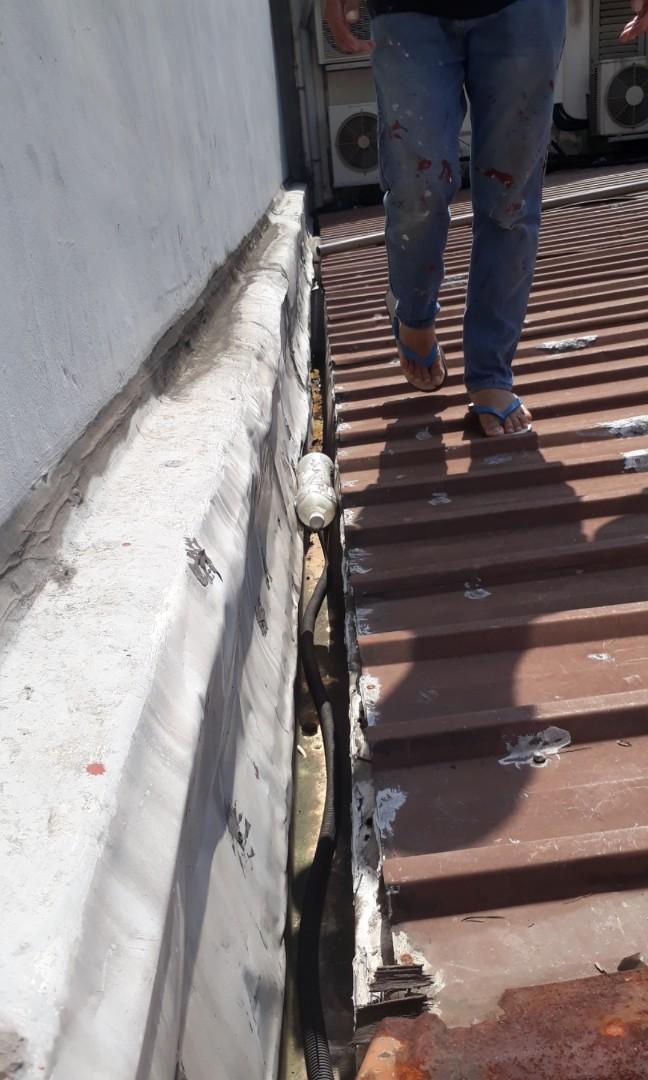 Waterproofing contractors 防水