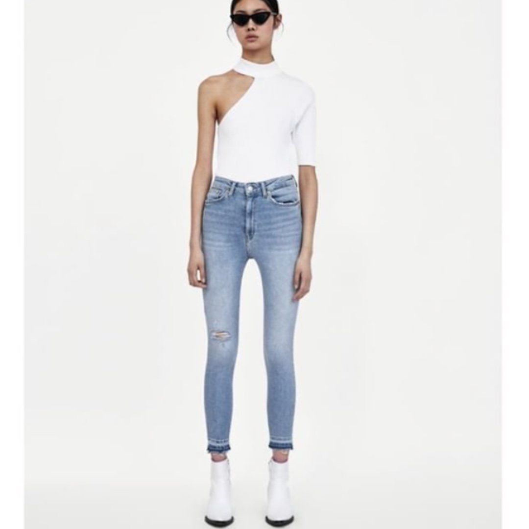 f2e15d3abc New Zara HW Jeans