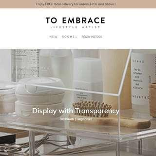 Hello from to-embrace.com