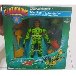 MISB Sealed brand new kenner centurions centurion Max Ray