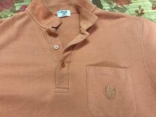 Tshirt colat MCM