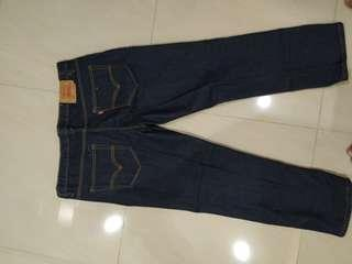 Jeans levis slim fit