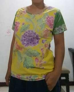 Atasan Batik - blouse batik