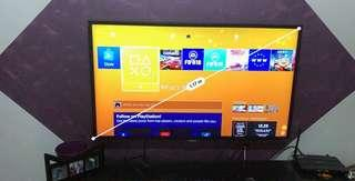 Samsung 3D tv led