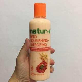 Natur-e lotion 245 ml - energizing