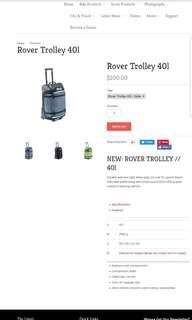 Evoc rover trolley 40L