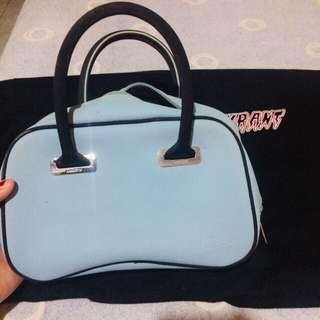 Lacoste small bag (light blue)