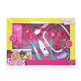 Barbie 醫生套裝