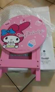 Melody兒童折疊椅