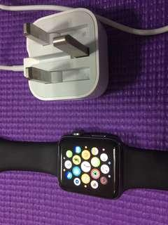 Apple Watch 42mm Series 3 GPS Good Working Condition No Dent No Defect Going Cheap