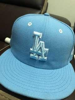 New Era LA 59Fifty Fitted 7 1/2