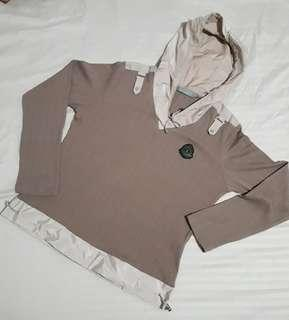 Louis Vuitton Hooded Sweater