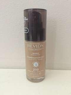 Revlon Colorstay Foundation for Combination/Oily Skin in Fresh Beige 250