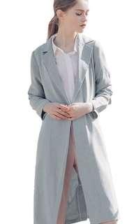 New trendy long coat