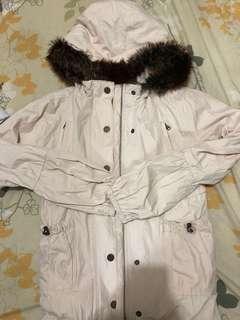 Gap women's jacket/coat 女裝加絨保暖大衣外套棉服